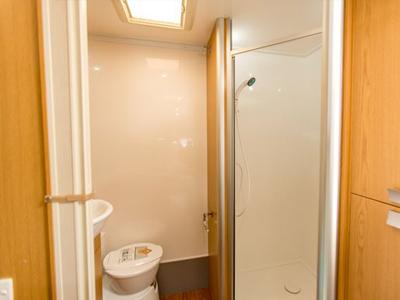 Apollo Euro Slider Motorhome - 4 Berth - toilet