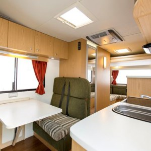 Apollo Euro Star Motorhome 4 Berth