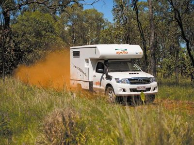 Apollo Adventurer 4wd 2 Berth