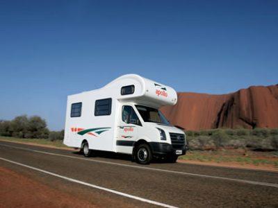 Popular Tasmania Campers AU 32 Trail Finder Motorhome Rental Australia