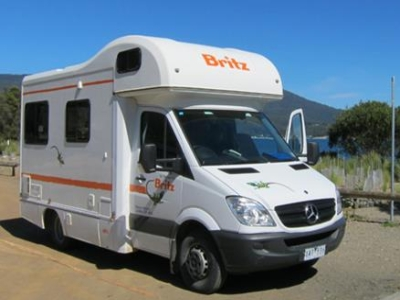 Perfect Berth Motorhome Withou Without Shower And Toilet  AutoRent Hertz