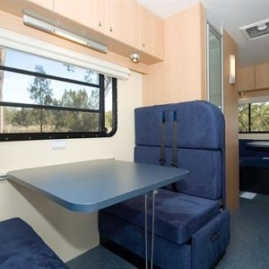 Cheapa Motorhome 6 Berth