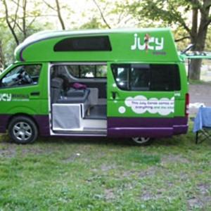 Jucy Condo Campervan 4 Berth