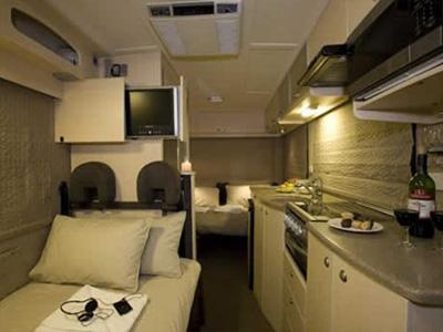 Kea Luxury Motorhome 6 Berth