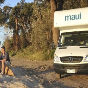 6ec7834fe1 Maui Platinum Beach Motorhome – 4 Berth