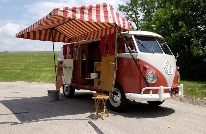 Volkswagen Westfalia Campers: SO-23 Deluxe Camper (1958–1965