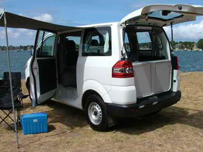 As Mini Camper 2 Berth
