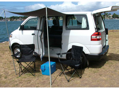 As Mini Camper 2 Berth
