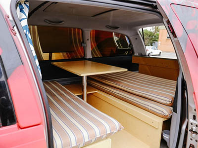Awesome Classic Campervan 2 Berth