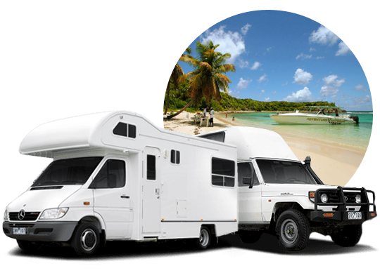 campervan hire in Cairns, Queensland