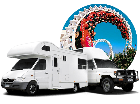 campervan hire in Gold Coast, Queensland