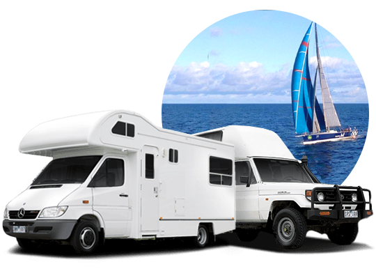 campervan hire in Hobart, Tasmania