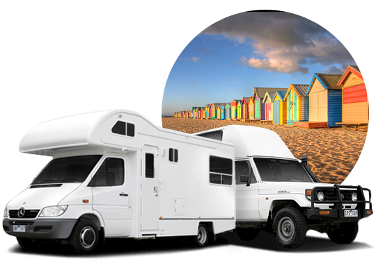 campervan hire in Melbourne, Victoria