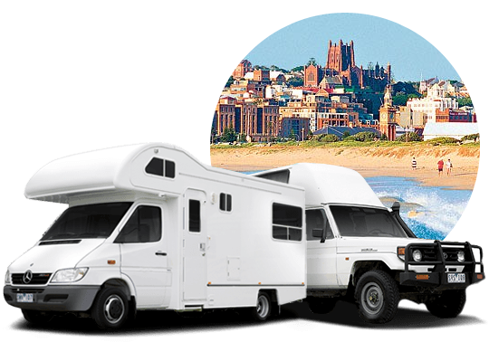 campervan hire in Newcastle, New South Wales