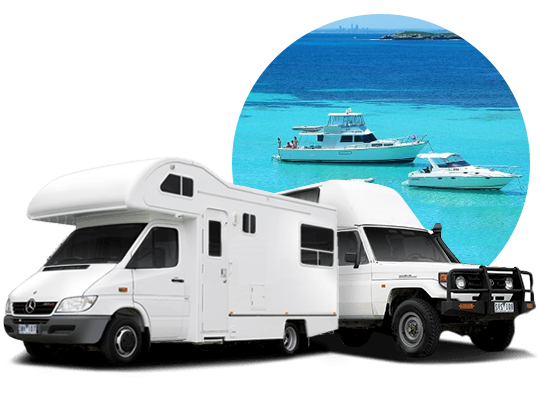 campervan hire in Perth, Western Australia