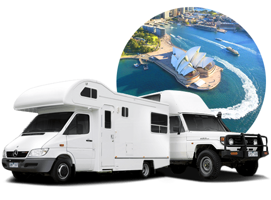 campervan hire in Sydney, New South Wales