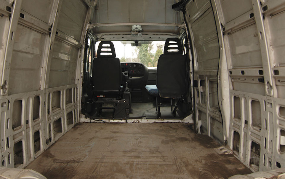 average-work-van-interior