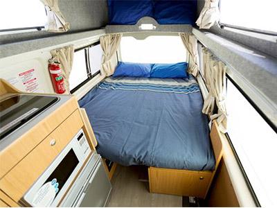 Bg Explorer Campervan 2 3 Berth