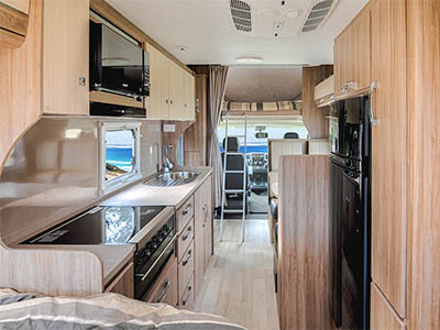 Let S Go Conquest Tourer Motorhome 6 Berth