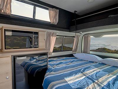 Let S Go Hitop Campervan 2 1 Berth