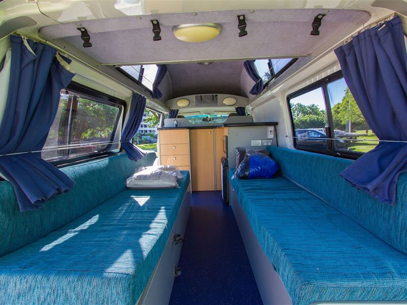 The Ultimate Guide To Recreational Vehicles Campervans