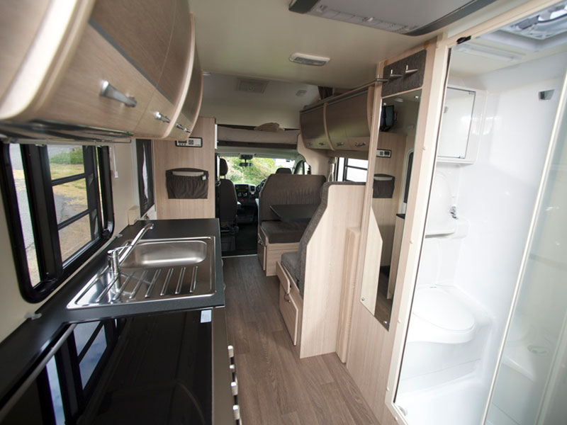 Home interior bathroom - The Ultimate Guide To Recreational Vehicles Campervans Motorhomes