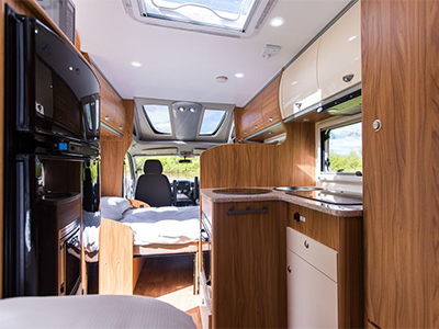 Ar Luxury Motorhome 4 Berth
