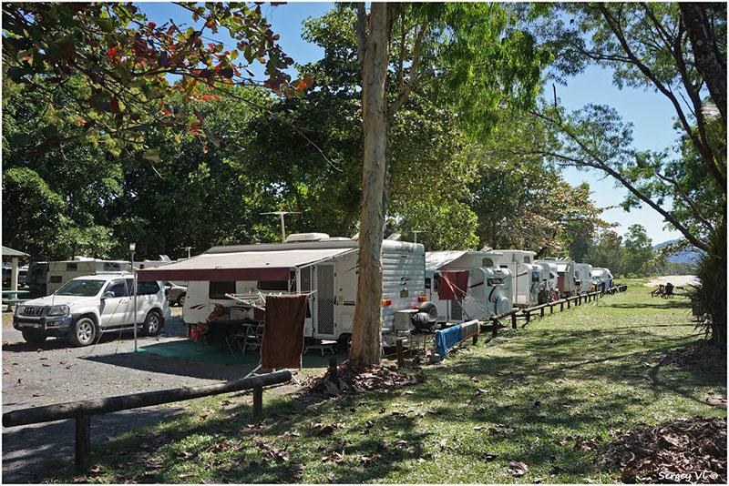Bramston Beach Campgrounds