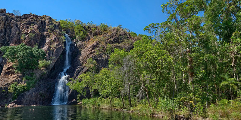 Litchfield National Park - Wangi Falls