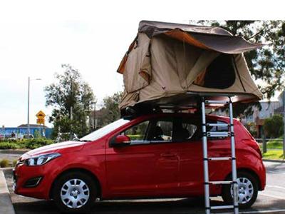 Bondivans Compact Camper 3 Berth