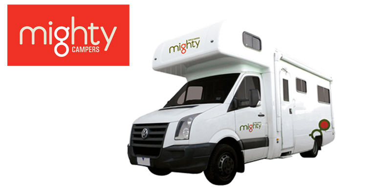 Mighty Motorhome