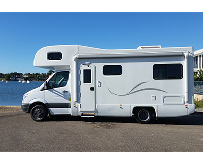 Excellent AR Twin Cab Motorhome With SampT  25 Berth  Lifestyle 2