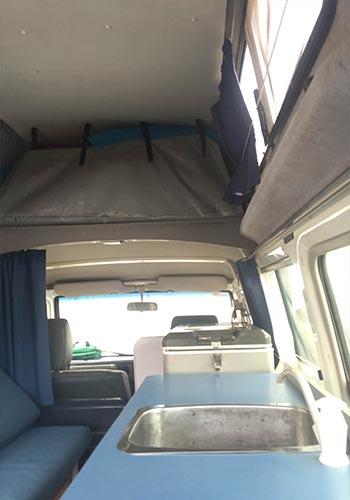 Bm 4wd Hi Top Bushcamper 2 To 3 Berth