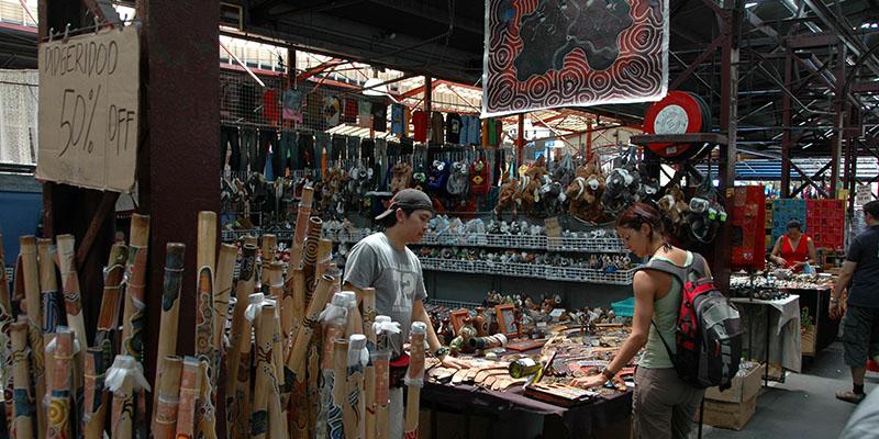 Brisbane Fresh Food Markets Saturday