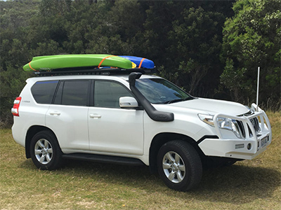 Bm Landcruiser Prado 4wd 3 To 7 Berth