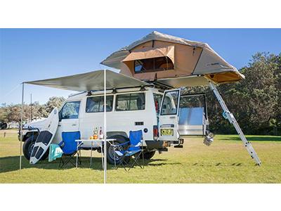... Centre 4×4 Troopcarrier Outback with Roof Tent u2013 2 Berth u2013 external ...  sc 1 st  C&ervan Finder & Centre 4×4 Troopcarrier Outback with Roof Tent u2013 2 Berth