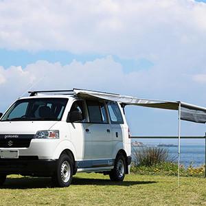 GC Eco Kombi Campervan – 2 Berth