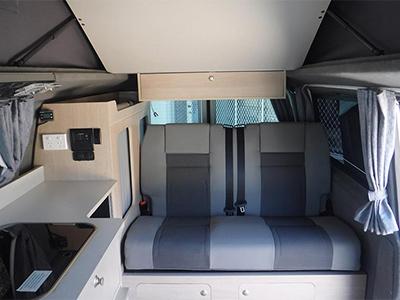 Gc Vw T5 Pop Top Campervan 4 Berth
