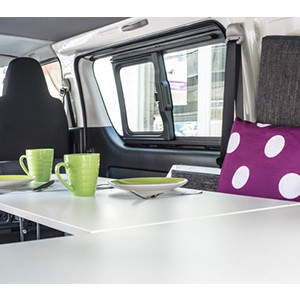 Jucy Compass Campervan 4 Berth