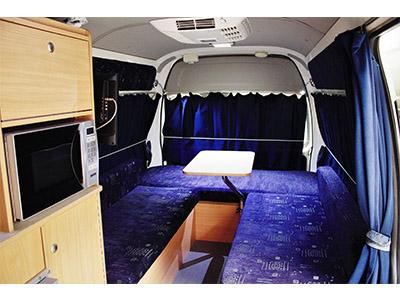 Ca Platinum Campervan 2 Berth