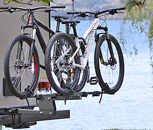bike motorhome rental