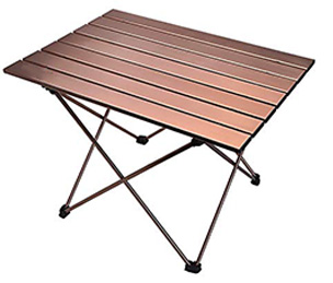 folding table for motorhome