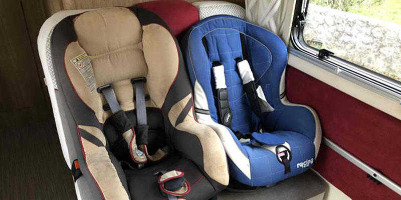 motorhome child seats